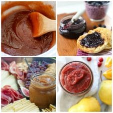 Slow Cooker and Instant Pot Fruit Butter Recipes