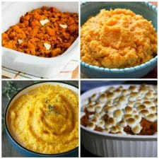 The Top Ten Recipes for Slow Cooker Sweet Potatoes top collage