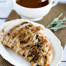 CrockPot or Instant Pot Turkey Breast from Kalyn's Kitchen