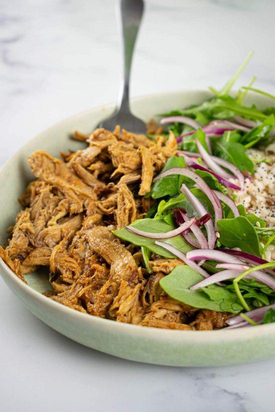 Slow Cooker Char Siu Pork from Slender Kitchen
