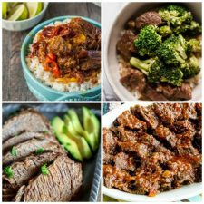 Fabulous Low-Carb Instant Pot Dinners with Beef featured on Slow Cooker or Pressure Cooker at SlowCookerFromScratch.com
