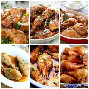 The BEST Slow Cooker and Instant Pot Chicken Drumsticks Recipes