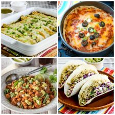 Instant Pot Mexican Food Recipes top photo collage