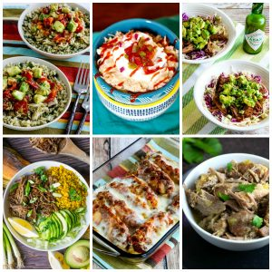 Ten Amazing Low-Carb Mexican Food Dinners to Make in the Instant Pot found on Slow Cooker or Pressure Cooker