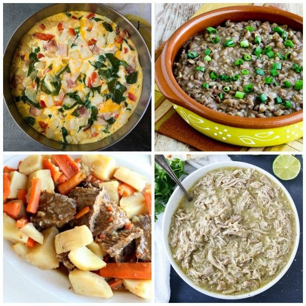 Instant Pot Recipes with 5 Ingredients or Less second collage photo