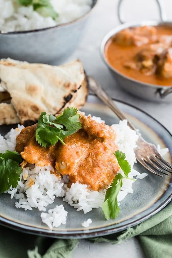 Pressure Cooker Indian Butter Chicken from Pressure Cooking Today