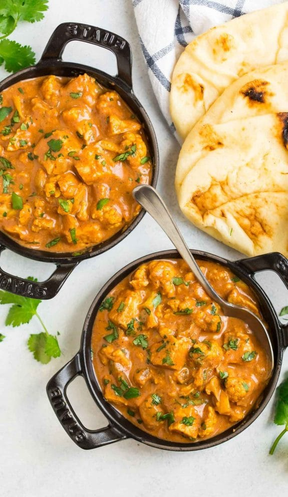 Slow Cooker Butter Chicken from Well Plated