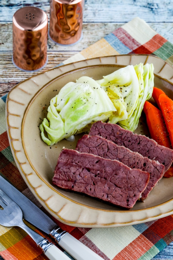 Slow Cooker Corned Beef from Kalyn's Kitchen