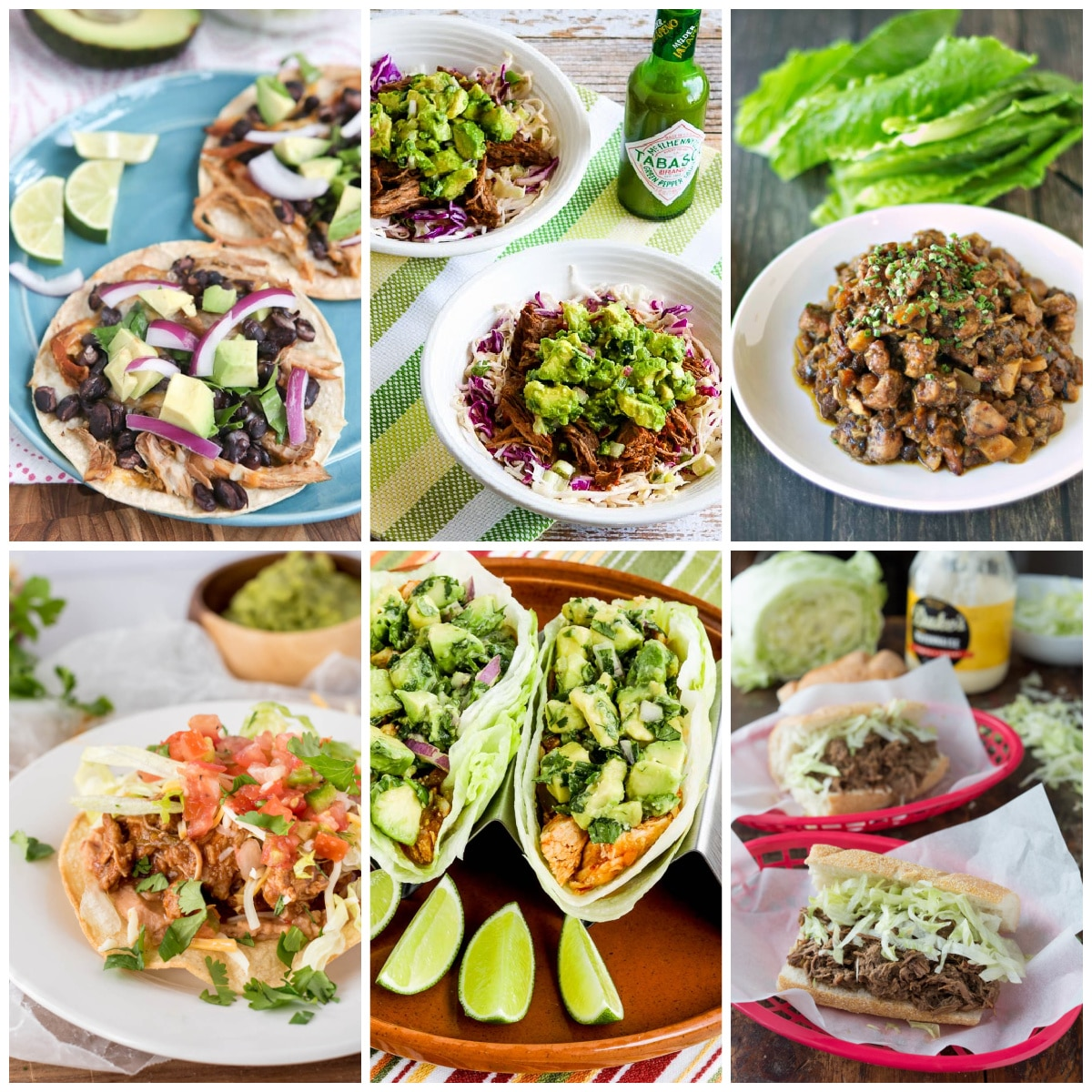 Instant Pot and Slow Cooker Summer Dinners