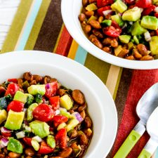 Instant Pot Mexican Beans from Kalyn's Kitchen